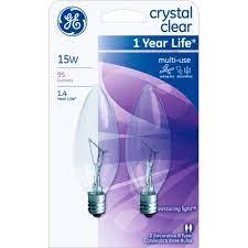 g e 40 watts ceiling fan light bulbs