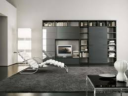 tv lounge furniture. Tv Lounge Furniture At New Contemporery Interior Design With White Chair And Gray Carpet Desk Large R