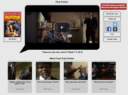 Movie Quote Search New Go Ahead Make Your Day With This MovieQuote Database