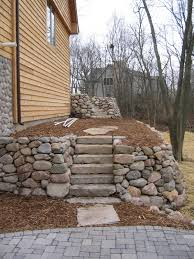 hardscaping services in mequon include retaining wall installation