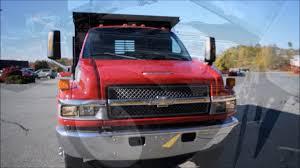 All Chevy chevy c4500 : 2003 Chevy C4500 Dump Truck Kodiak - YouTube