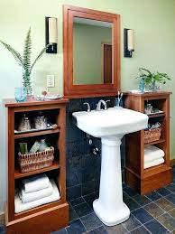 bathroom pedestal sink storage bathroom astounding bathroom pedestal sink storage bathroom pedestal sink storage cabinet bathroom