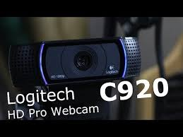 Обзор <b>веб-камеры Logitech HD Pro</b> Webcam C920 - YouTube
