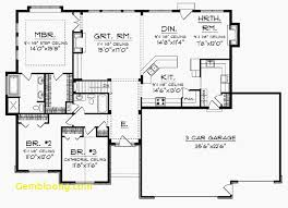 ranch open floor plans fresh 2 bedroom house plans open floor plan 2 story ranch style house plans