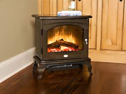 dimplex lincoln bronze electric fireplace stove with remote control ds5629br