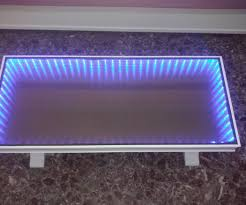 Infinity Coffee Table Infinity Mirror Coffee Table 5 Steps With Pictures