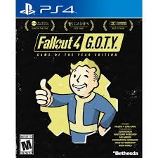 Fallout 4 GOTY Edition, Bethesda ...