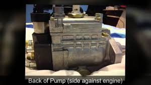 1KZT-E Toyota Denso Injection Pump in Depth look - Landcruiser ...