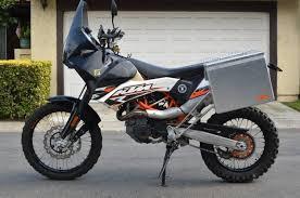 well farkled 2010 ktm 690 enduro r bike urious