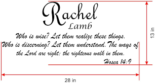 Artistic or educative coloring pages ? Amazon Com Baby Names Wall Decals Displaying The Meaning Of Names Vinyl Decal Learn The Rachel Name Meanings Of Baby Girl Names Or Boys Get This What Does My Name Mean Decal