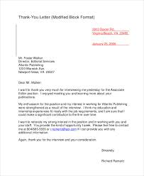 Brilliant Ideas Of Modified Block Format Business Letter Template