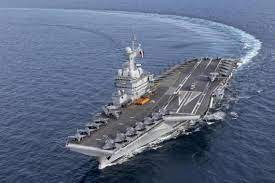 """ระส่ำไปทั้งลำ!...พบลูกเรือ """"ชาร์ลส เดอ โกล"""" ติดโควิดฯกว่า600นาย สยามรัฐ"""