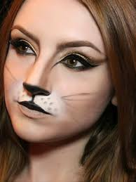 this cat makeup is my absolute favorite really great look for a family friendly party