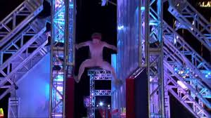 american ninja warrior streaker YouTube