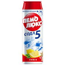 <b>Чистящее средство Пемолюкс</b> лимон, 480 мл | Магнит Косметик