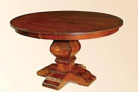small round pedestal table dining room modern round pedestal dining table architects in from traditional round