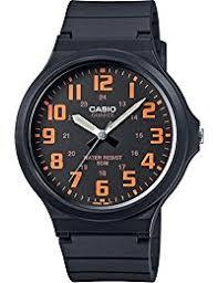 amazon co uk under £25 watches casio collection men s watch mw 240 4bvef