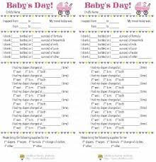 baby daily report sheet daily sheets for preschool infant daily pink daily sheets preschool