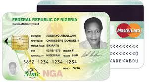 Id Mess Card Nigeria Ọfọdunka