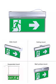 Exit Lights At Lowes Double Sides Led Carve Pictogram Pictogram Exit Sign Font Buy Exit Sign Front Smart Logo Font Double Sided Exit Sign Product On Alibaba Com