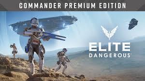 Elite Dangerous: Commander Premium Edition - Elite Dangerous: Odyssey