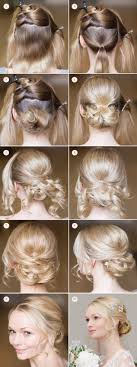 Wedding Hair Style Up Do best 25 wedding updo tutorial ideas simple updo 6425 by wearticles.com