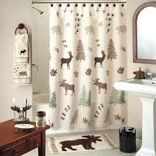lodge shower curtain small images of lodge shower curtain trend best cabin shower curtains pine lodge lodge shower curtain