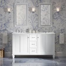 kohler bathroom vanities home kohler k 99524 lg 1wa damask 60 vanity set vanity top