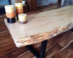 rustic furniture coffee table. custom beautiful live edge coffee tables with steel legs rustic natural furniture table