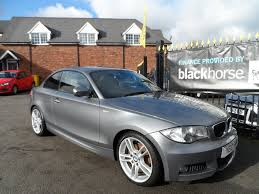 BMW 5 Series 1 series bmw coupe m sport : Used Grey BMW 120i for Sale | West Midlands