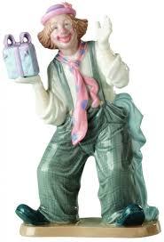 <b>Фигурка</b> «<b>Клоун с подарком</b>» — купить оптом в Москве по цене 1 ...
