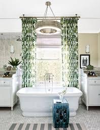 banana leaf curtains garden stool honey comb tiles better decorating bible blog spa like bathroom how blog spa bathroom