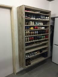 Shoe Storage Ideas On Pinterest