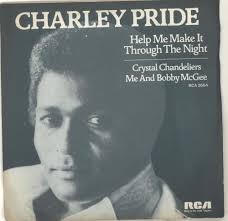 charley pride help me make it through the night 7 vinyl single 7 inch