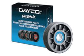 Dayco Pulley Size Chart Dayco No Slack Idler Tensioner Pulleys