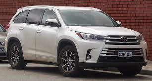 Venza Towing Capacity Chart Toyota Highlander Wikipedia