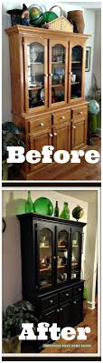 ideas china hutch decor pinterest: beautiful s oak china cabinet makeover with fusion mineral paint i need to buy some