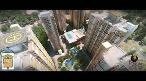 Prestige High Fields- Disney Themed Residential Development in Hyderabad -  YouTube