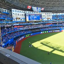 Rogers Stadium Toronto Seating Chart Toronto Blue Jays Suite Rentals Rogers Centre
