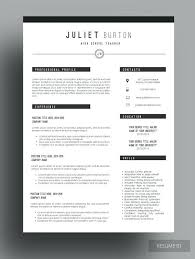 Creative Resume Design Templates Split Column With Image Creative ...