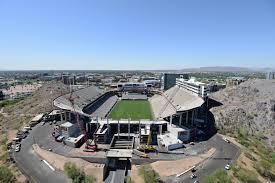 Sun Devil Stadium Seating Chart 2016 Hunt Sundt Jv Transforms Iconic Arizona State Sun Devil
