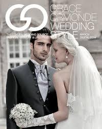 Published Grace Ormonde Wedding Style Magazine March 2014