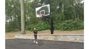 pro dunk hoops. Pro Dunk Hoop Installation Hoops