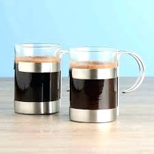 mugs bodum glass bistro coffee cafetiere glasses stainless steel double wall travel mug dishwasher safe