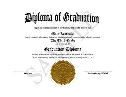 Diploma Sample Certificate Filename Infoe Link