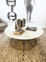 Styling A Round Coffee Table Coffee Table Styling Cococozy