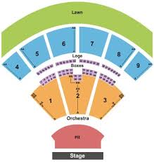 San Manuel Indian Casino Seating Chart 32 Particular San Manuel Amphitheater Map
