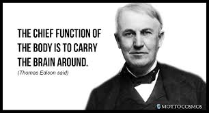 Thomas Edison Quotes Custom Thomas Edison Quotes Archives MottoCosmos
