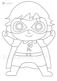 We have different categories that include: Ryan S World Coloring Pages 20 New Coloring Pages Free Printable