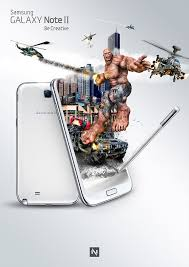 best photo manipulation images photo samsung galaxy unleash the beast by noxbil via behance